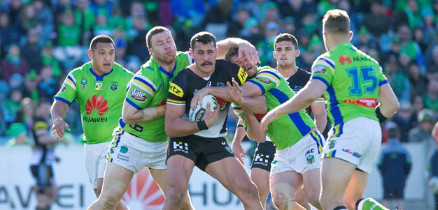 Campbell-Gillard Finds Form with Fresh Approach