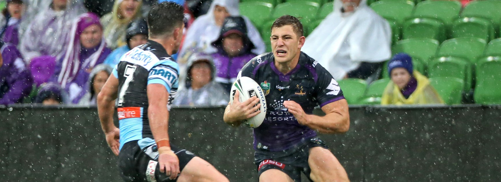 Storm youngster Ryley Jacks eyes the big time