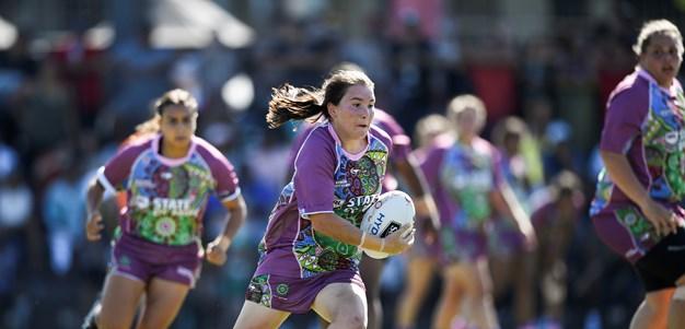 Inglis impressed as Gems beat Maori Ferns