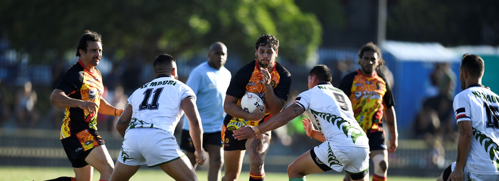 First Nation Goannas triumph over New Zealand Maori