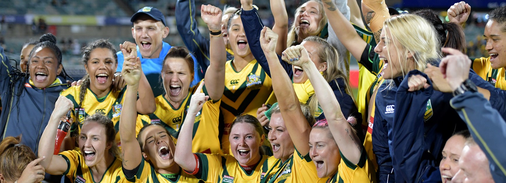 Coach's warning for World Cup champion Jillaroos