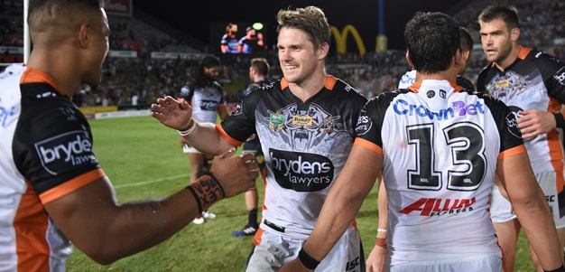 Lawrence eyes Wests Tigers captaincy