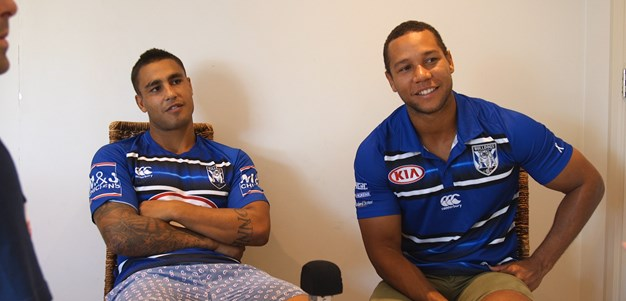 Moses Mbye and Michael Lichaa on Canterbury's year to forget
