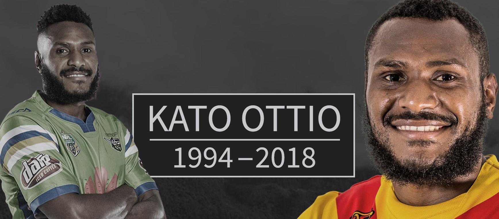 Kato Ottio 1994-2018