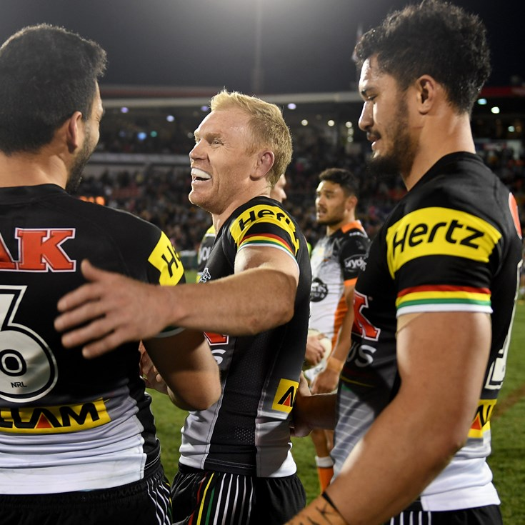 Wallace Named Panthers Captain