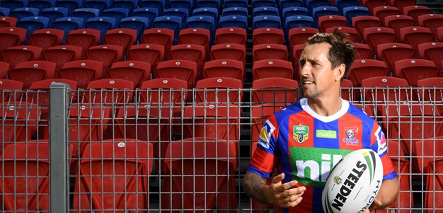 Relaxed Pearce Leading the Way for Knights