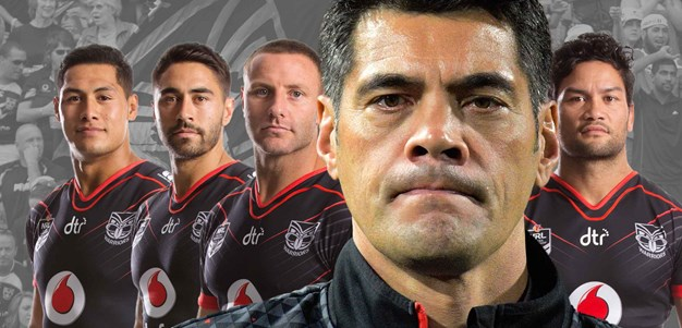 Vodafone Warriors | 2018 NRL season preview