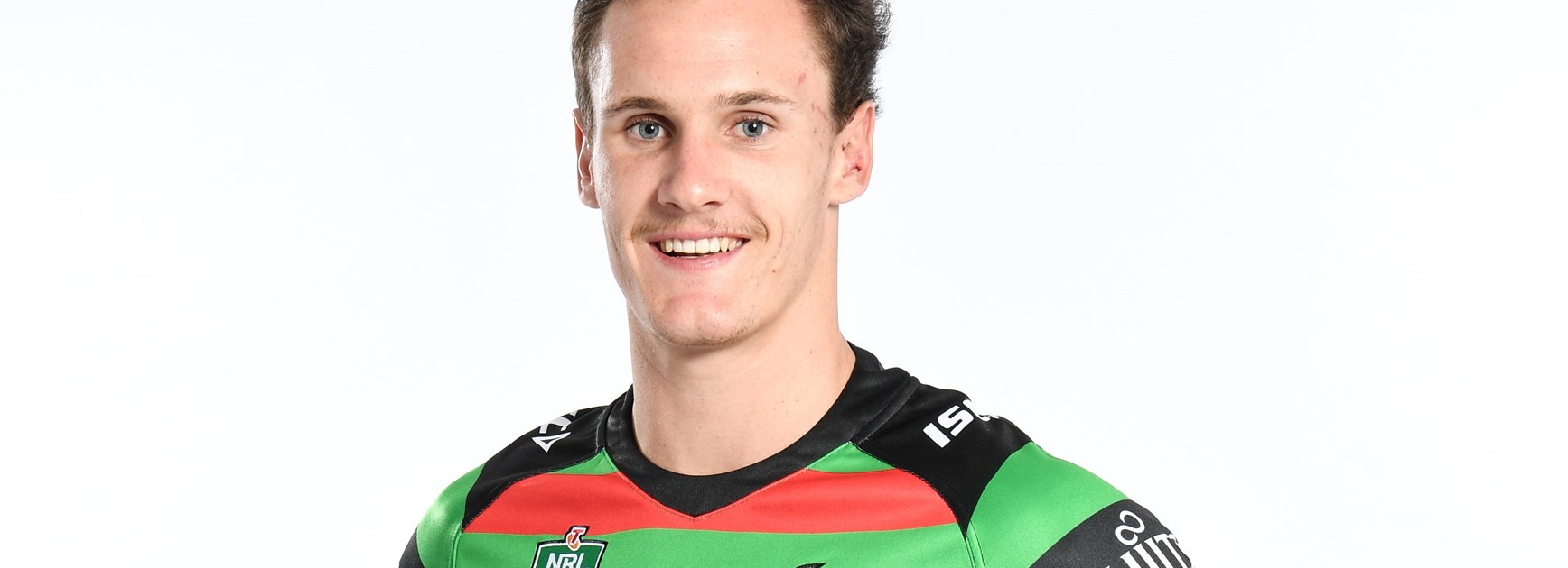 Rabbitohs rookie Connor Tracey.