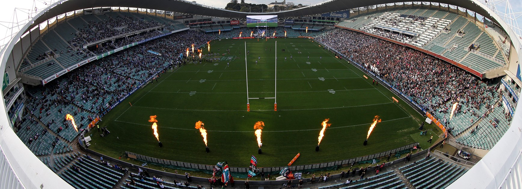 Sydney's Allianz Stadium.
