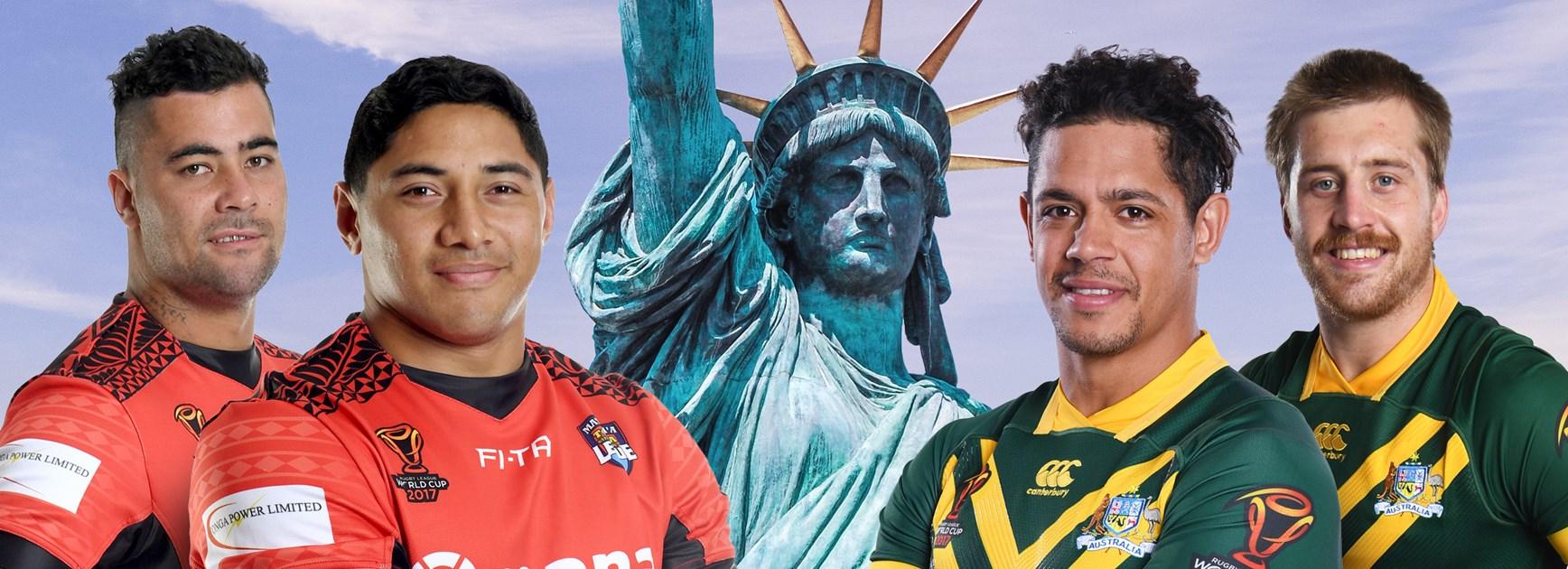 NRL considers New York option for Kangaroos' Test against Tonga