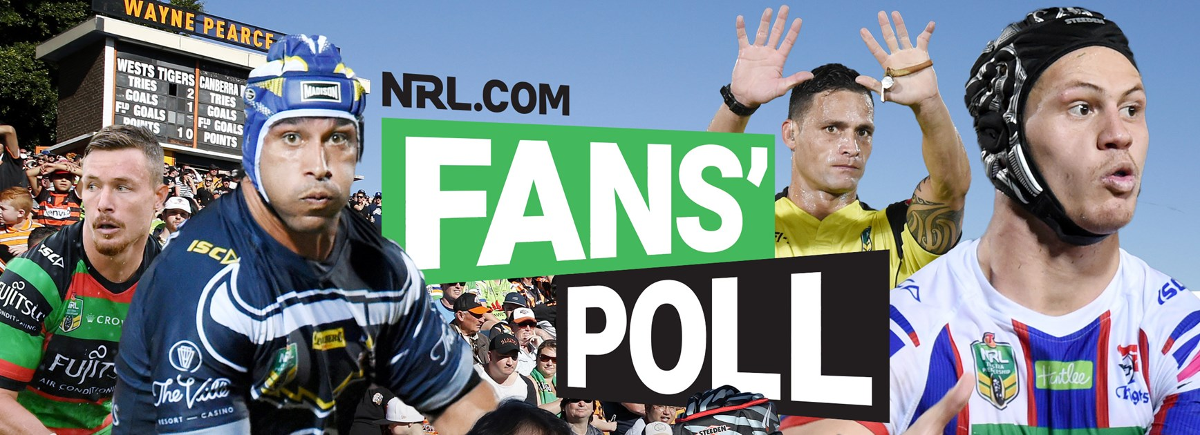 NRL Official Fans Poll: Have your say