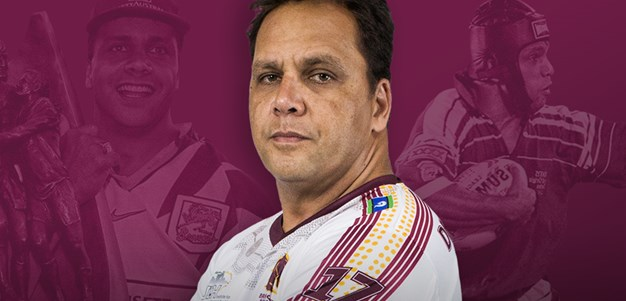 Why Inglis can thrive as Maroons captain - Renouf