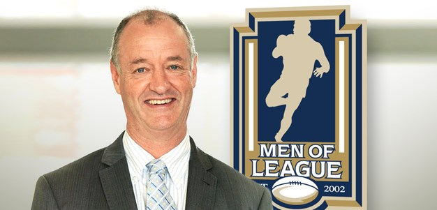 Men of League appoints new CEO and celebrates $100k milestone