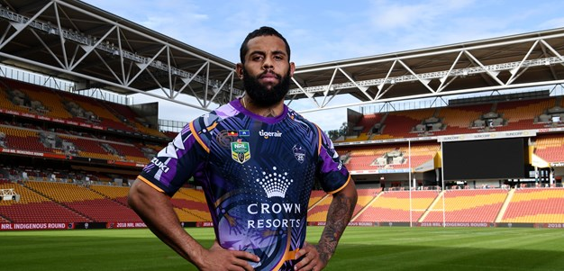 The 'Perfect Role Model' Behind Addo-Carr's Origin Push