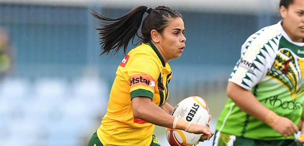 The Real Reason Davis-Welsh Didn't Play in NRLW