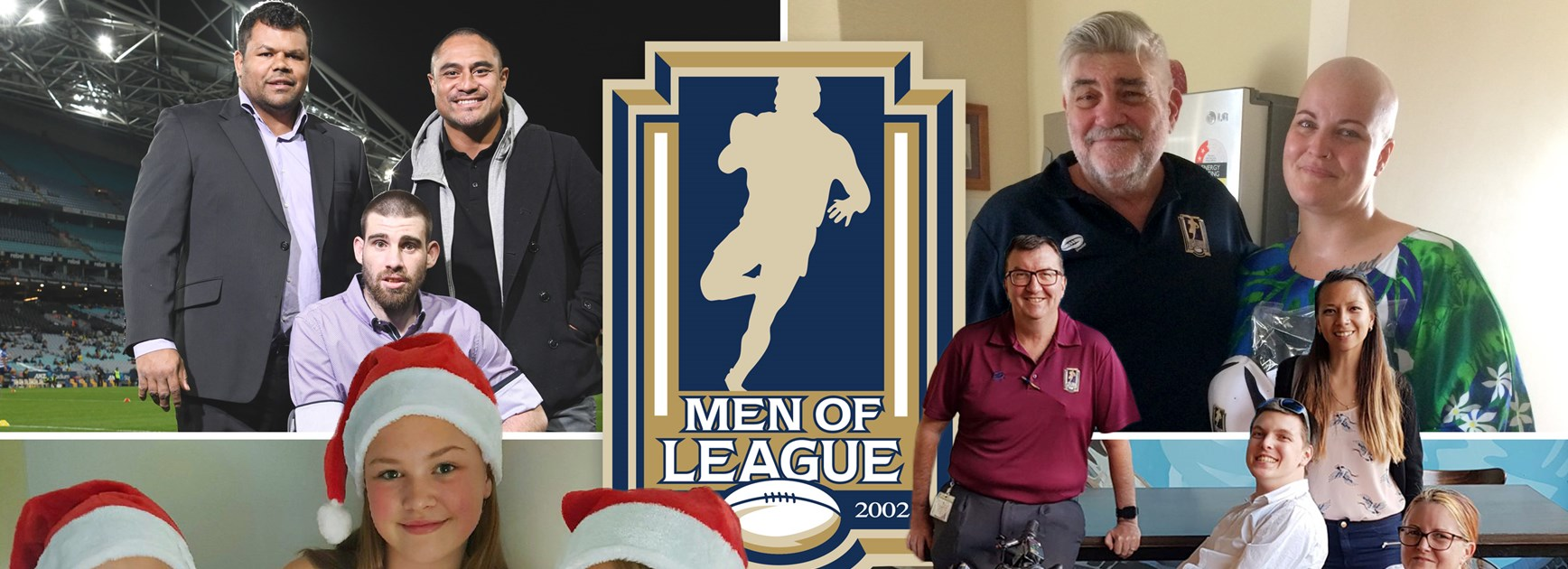 The Men of League Foundation continues to change lives