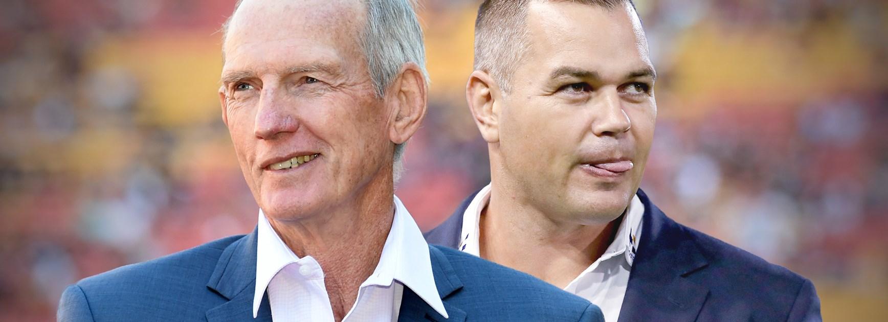 Broncos sack Bennett, coaches swap clubs