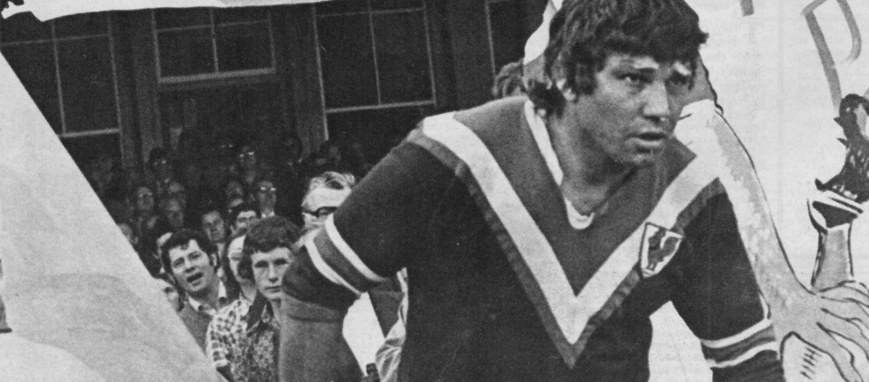 Rugby league icons: Arthur Beetson