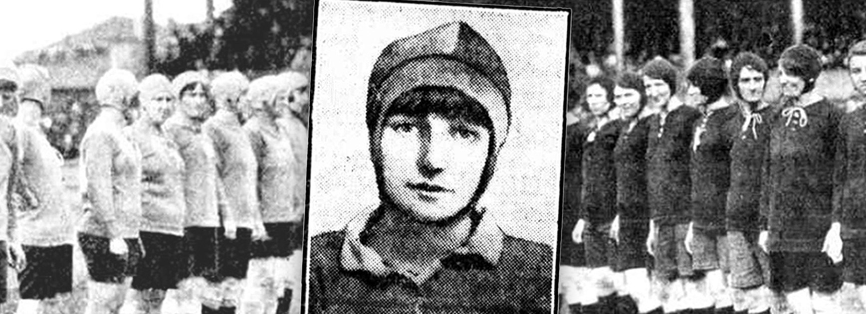 How a courageous duo helped women's rugby league kick off in 1921