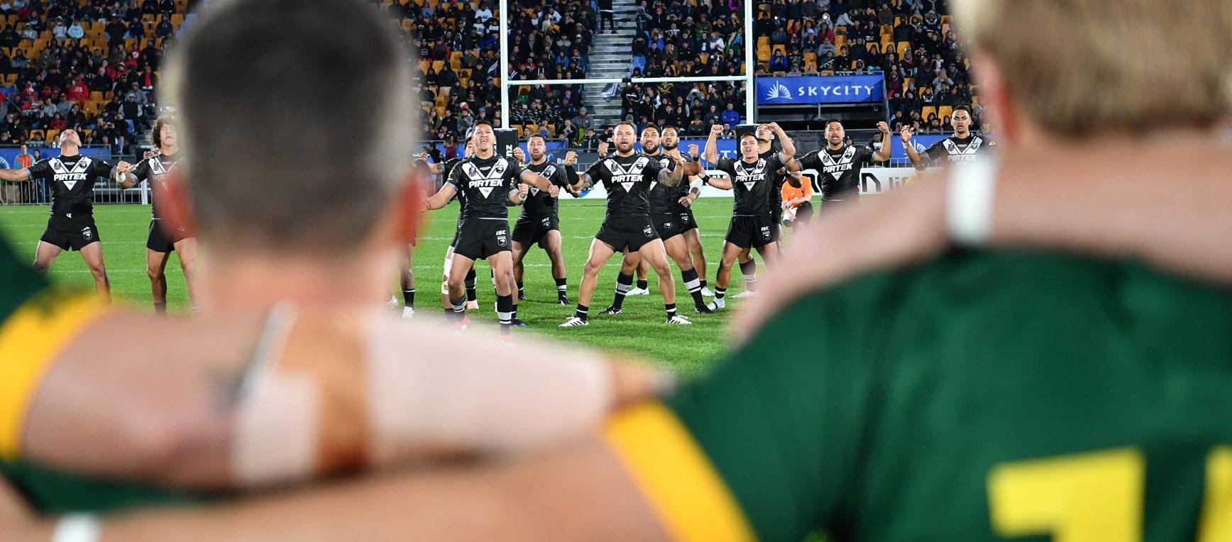 Gallery: Australia v New Zealand triple-header