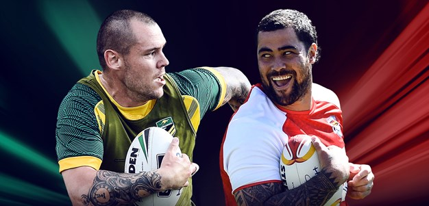 Where Kangaroos v Tonga will be won and lost