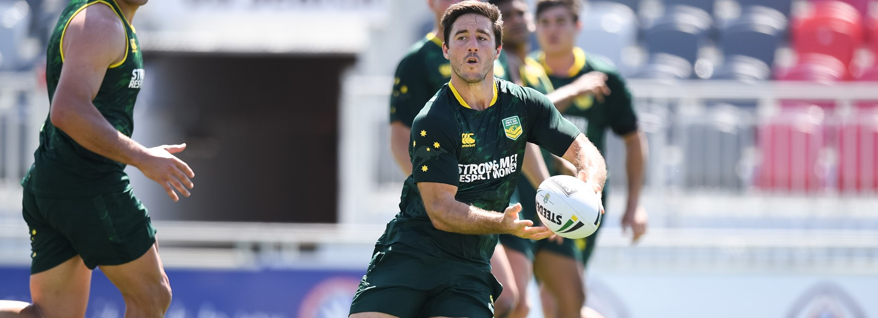 Hunt better equipped for NRL pressure after rollercoaster season