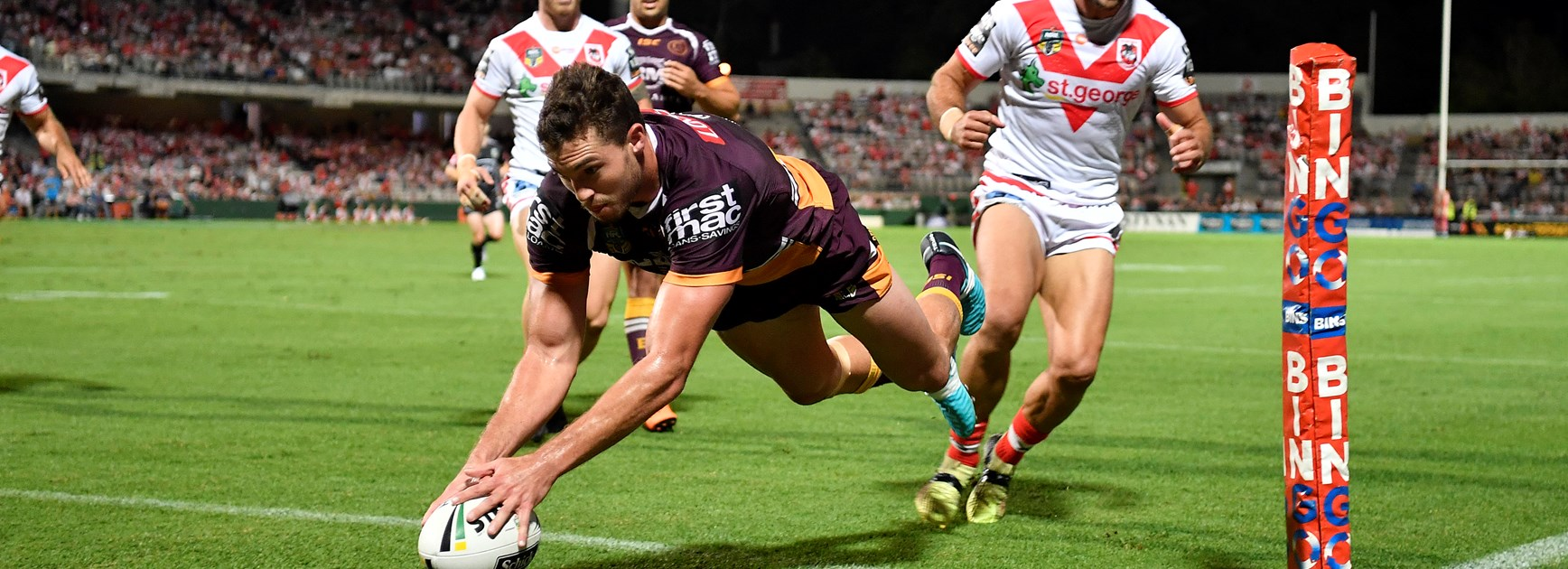 Another try for Corey Oates.