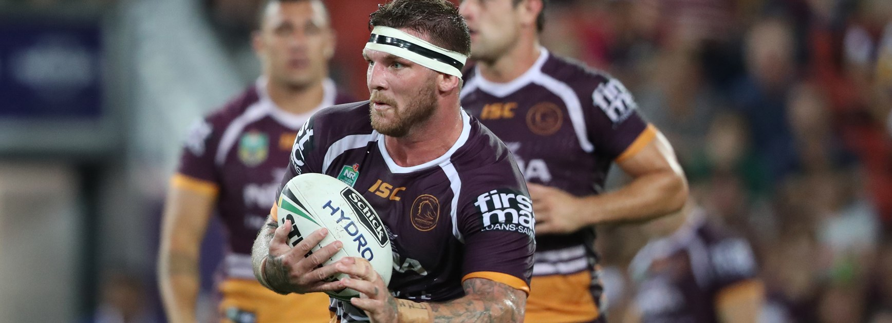 McGuire: Young Broncos forwards best in NRL
