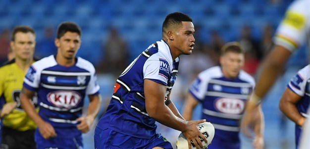 A Broncos Great and Dad's Influence: The Making of Renouf To'omaga