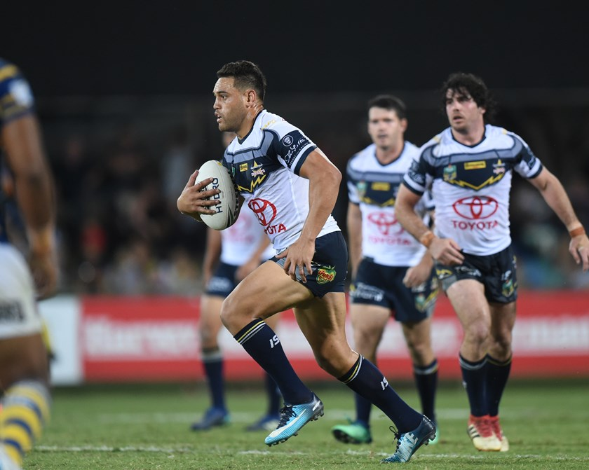 Cowboys winger Antonio Winterstein.
