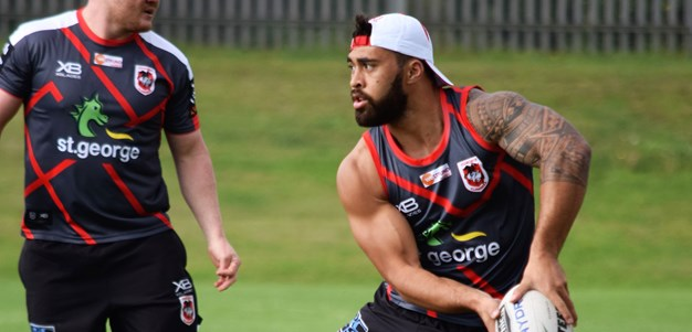 Pereira wings it to top of Dragons pecking order