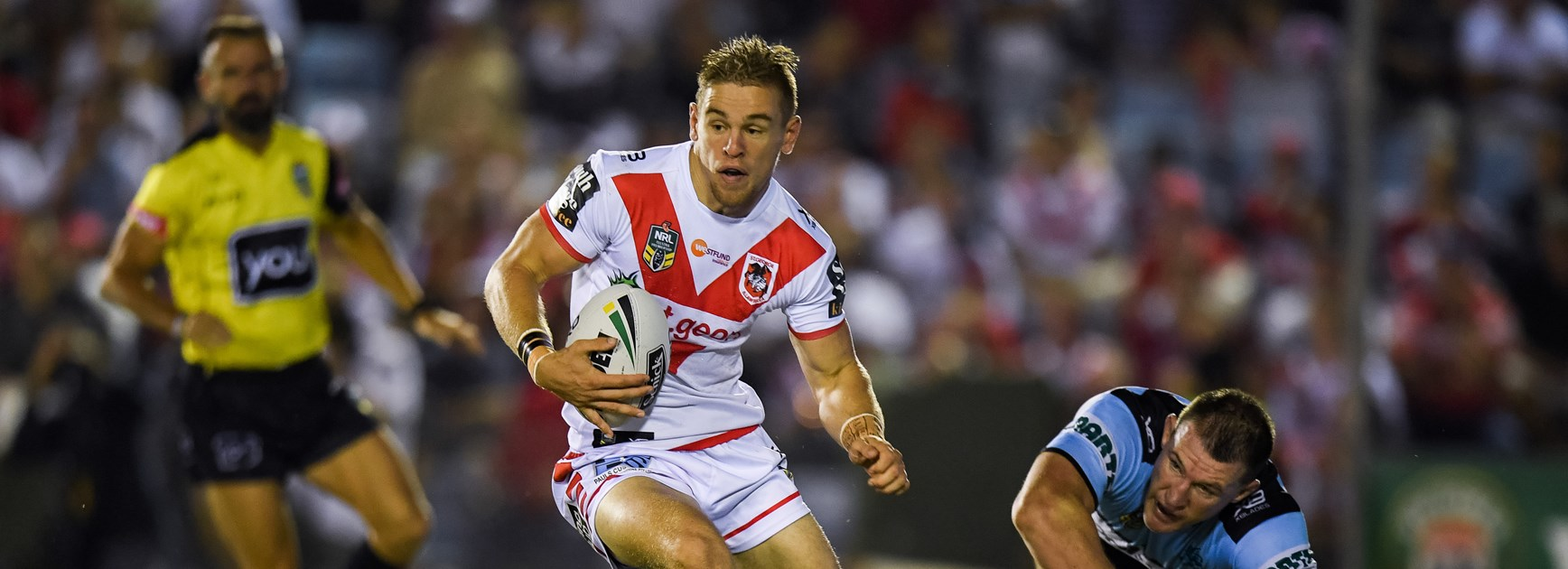 Dufty says Graham was right to chip him