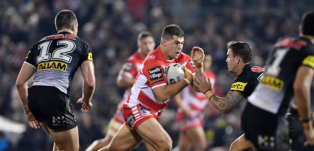 Bench spot up for grabs for rookie Dragons