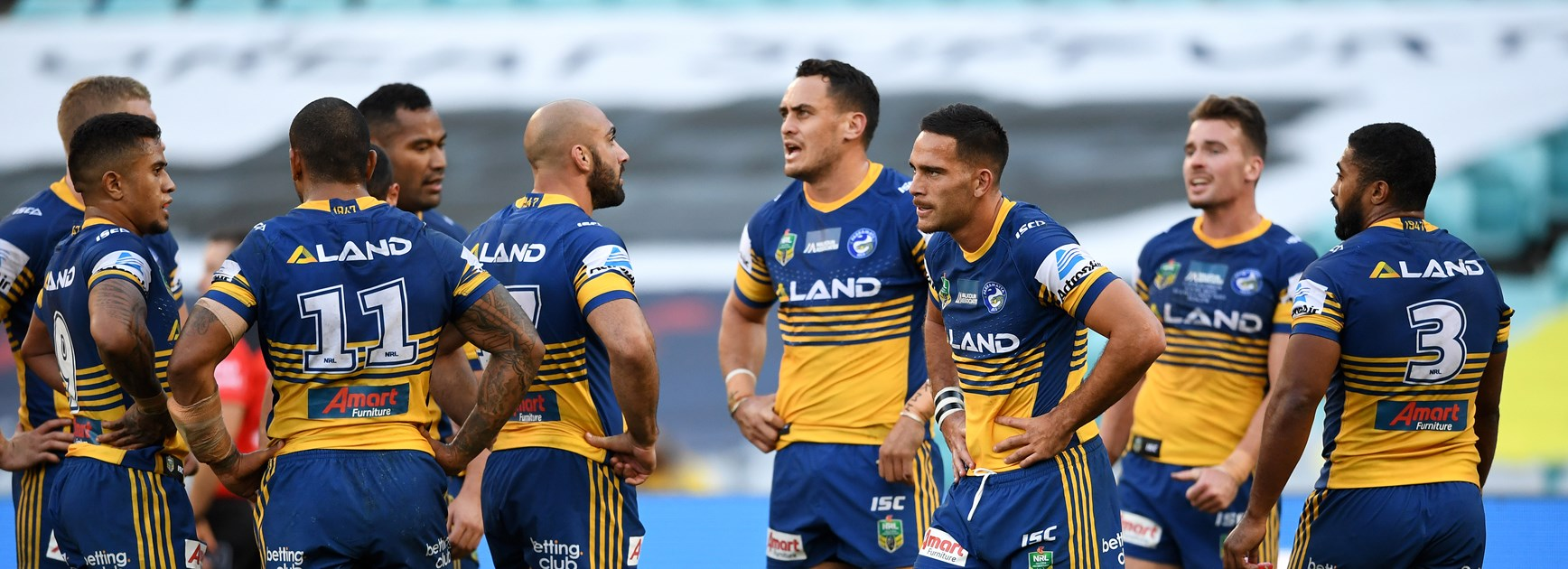 Arthur not on the rocks, says new Eels chairman