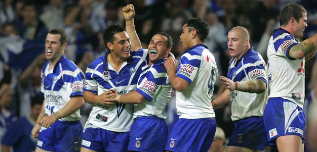 2004 grand final rewind: Bulldogs put bite on Roosters