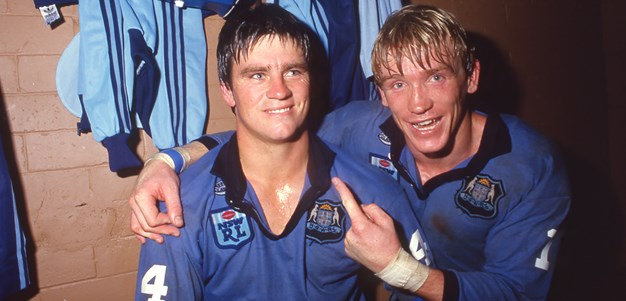 Pacman, pillow fights, and The King: Chris Mortimer's 1986 State of Origin diary