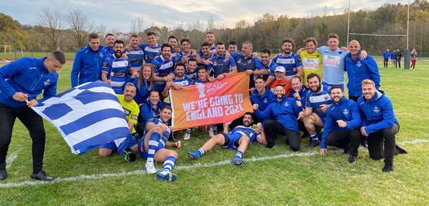 Georgallis guides Greece to first World Cup