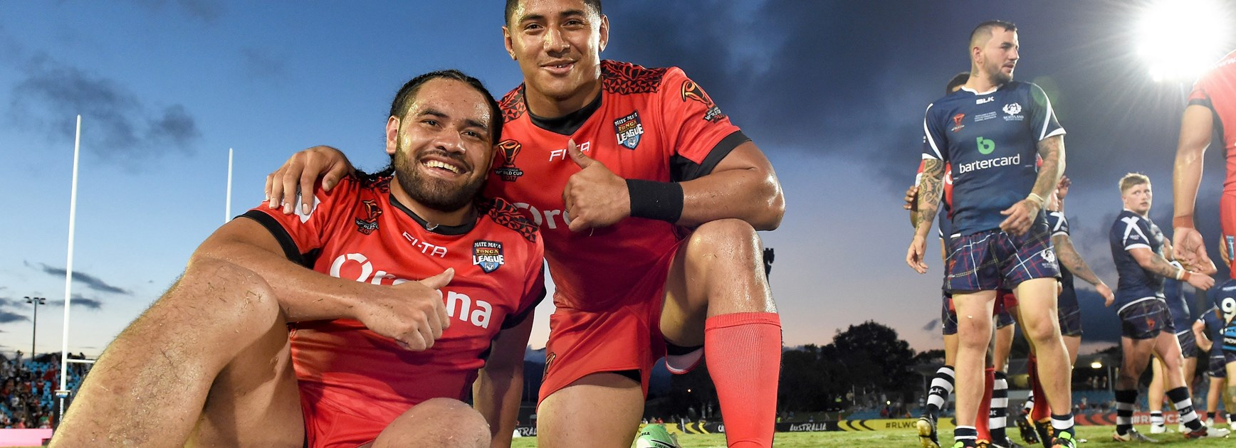 Tonga matches against Kangaroos and Kiwis confirmed