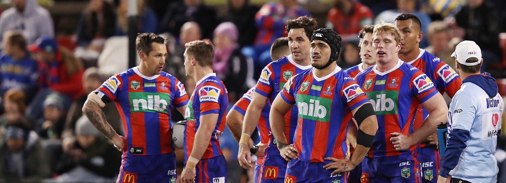 The Newcastle Knights.