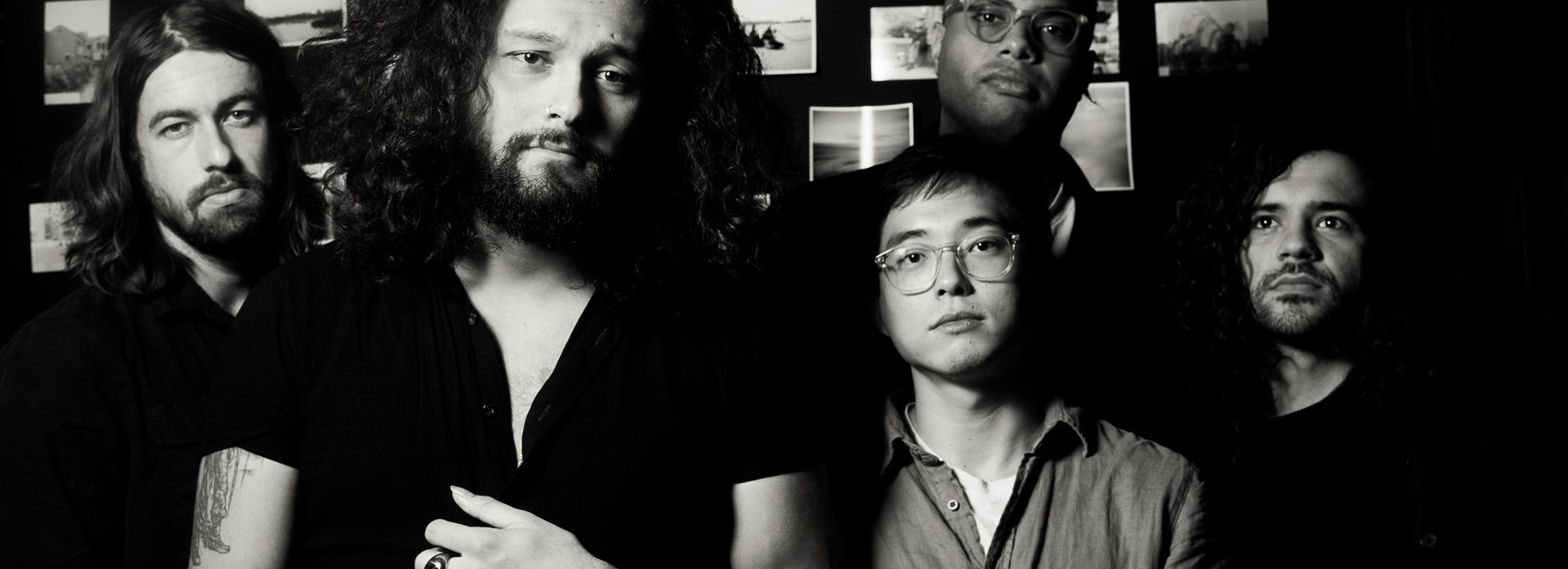 Grand final act Gang of Youths.