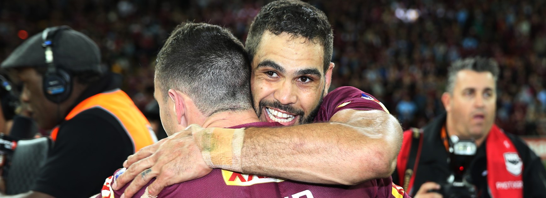 GI wants Maroons to find spot for Darius
