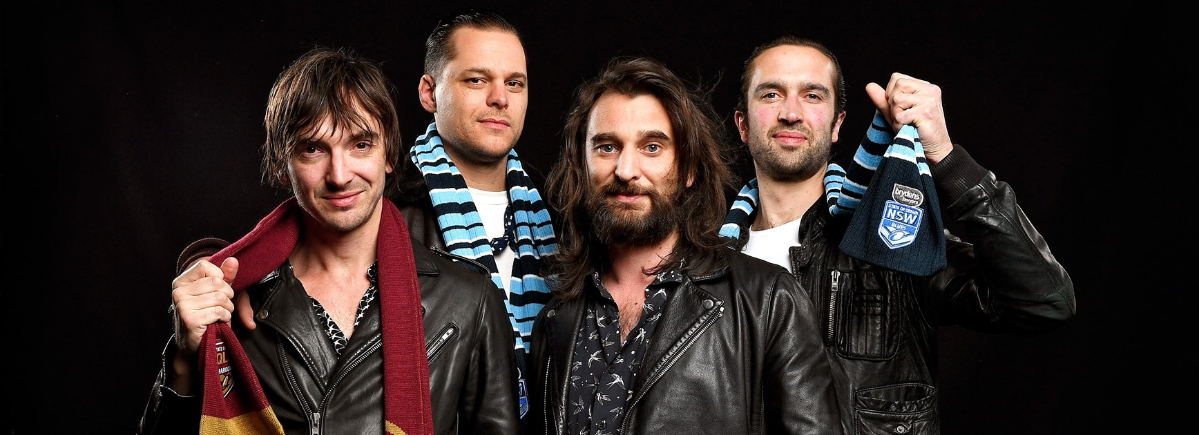 Jet to perform at State of Origin II