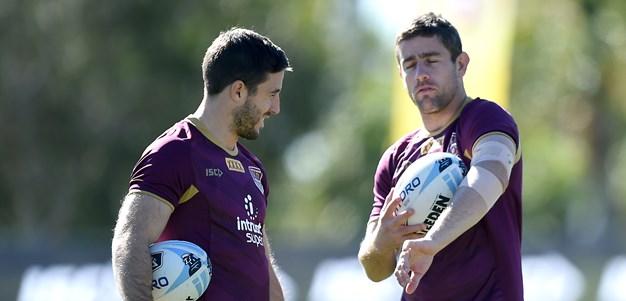 Hunt ready for biggest test alongside former teammate