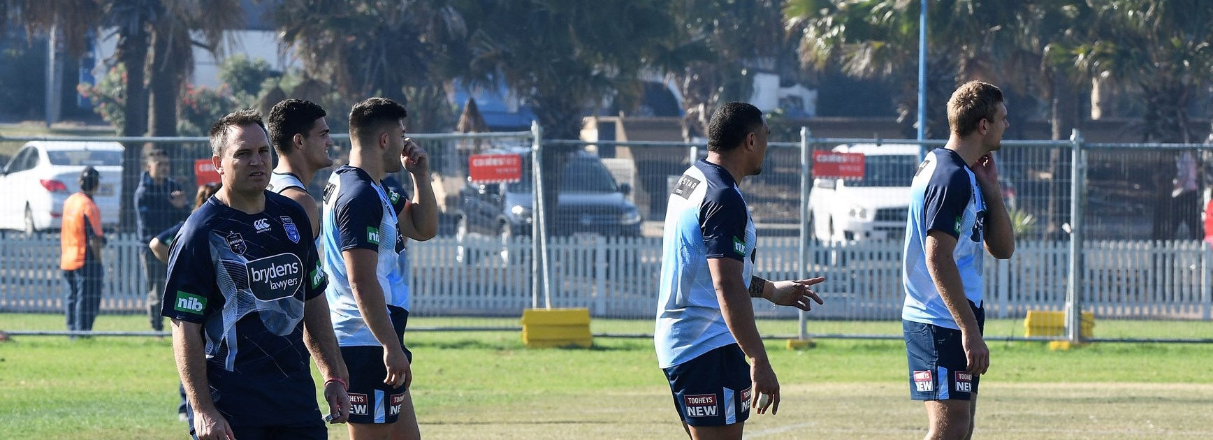 Blues employ referee Phillips to help stop Maroons