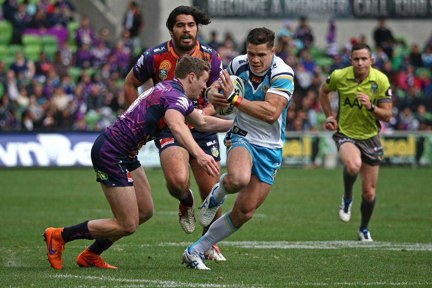 James Roberts got his career back on track with the Titans in 2015.