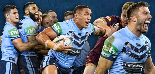 NSW fire to victory over Queensland in Origin I