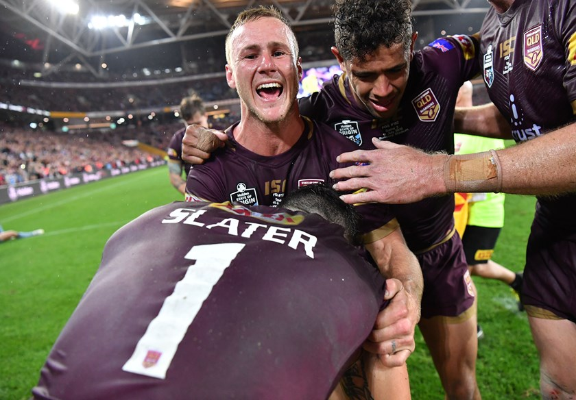 Manly No.7 Daly Cherry-Evans.