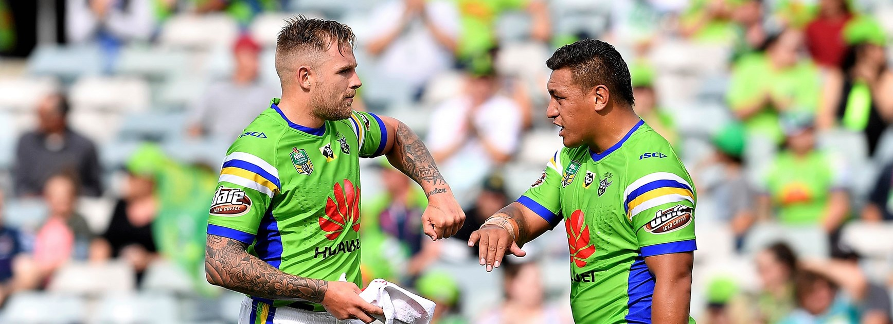 Austin and Papalii will be back with a bang: Rapana