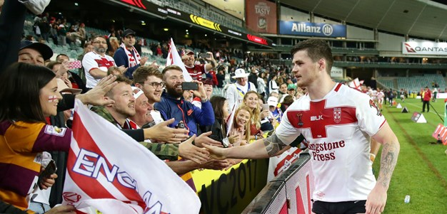 Bateman to become fourth English player at Canberra in 2019