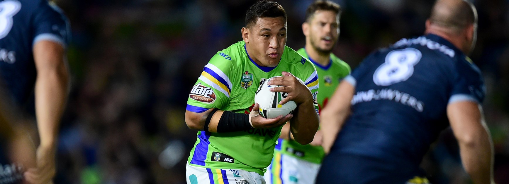 Family big factor in Papalii re-signing at Raiders